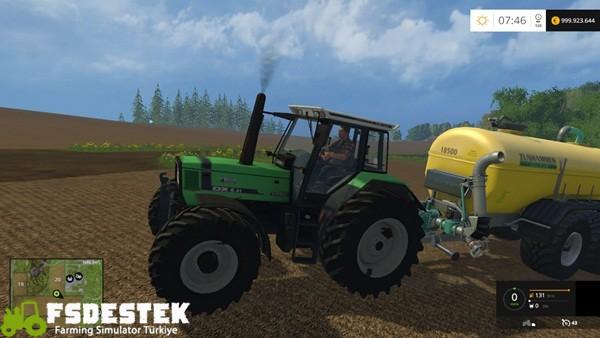 Photo of FS15 – Deutz Agrostar 631 Traktör Yaması