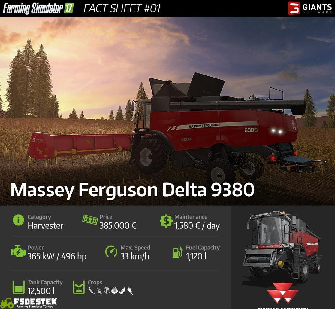 Photo of Farming 17 Massey Ferguson Biçer Fotoğrafları