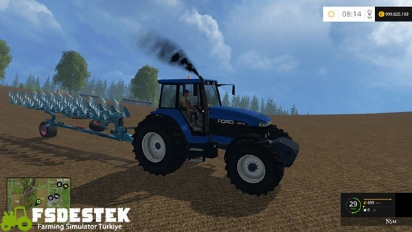 Photo of FS15 – Ford 8970 Traktör Yaması