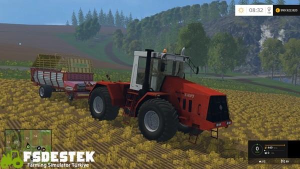 Photo of FS15 – Kirovets K-744 P3 Traktör Yaması