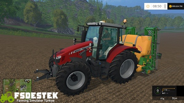 Photo of FS 2015 – Massey Ferguson 5712 Traktör Yaması V1