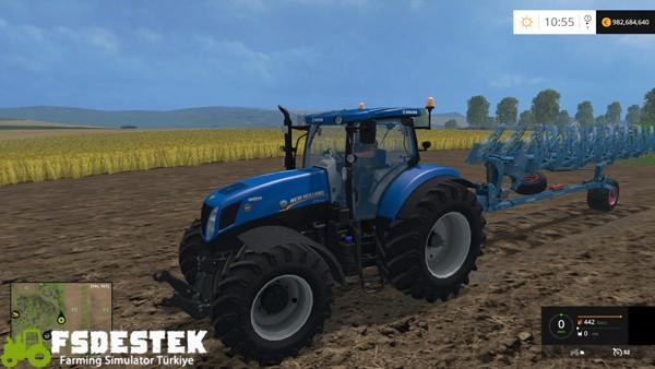 Photo of FS15 – New Holland T7270 Traktör Yaması