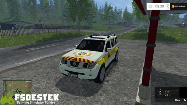 Photo of FS15 – Nissan FFSS Araba Yaması