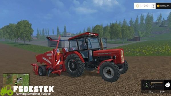 Photo of FS15 – Ursus C360 Traktör Yaması V1