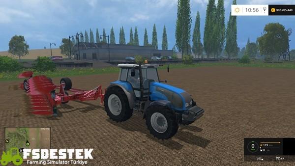 Photo of FS15 – Valtra T-140 Traktör Yaması