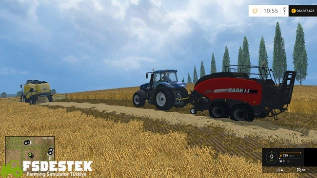 Photo of FS15 – CASE IHLB 334 V1.1