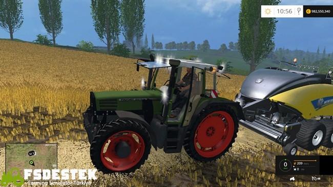 Photo of FS15 – Fendt Favorit 512C Traktör Yaması V2