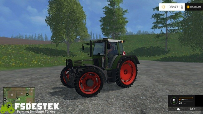 Photo of FS15 – Fendt Favorit 515C Traktör Yaması V3.1