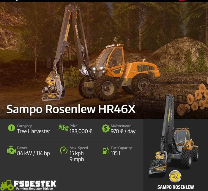 Photo of Farming Simulator 17 Ormancılık Ekipmanları
