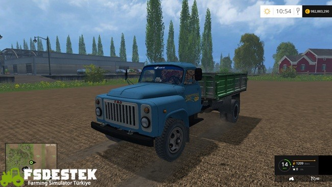 Photo of FS15 – Gaz 53 Kamyon Modu V3