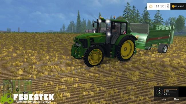 Photo of FS15 – John Deere 6830 Premium Traktör Yaması