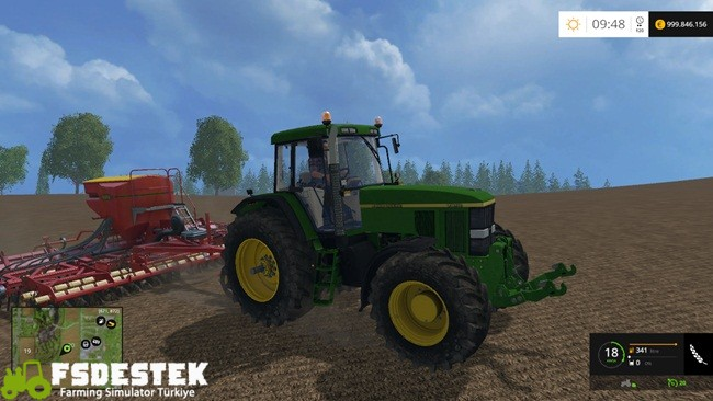 Photo of FS15 – John Deere 7810 Amerikan Traktör Yaması V1