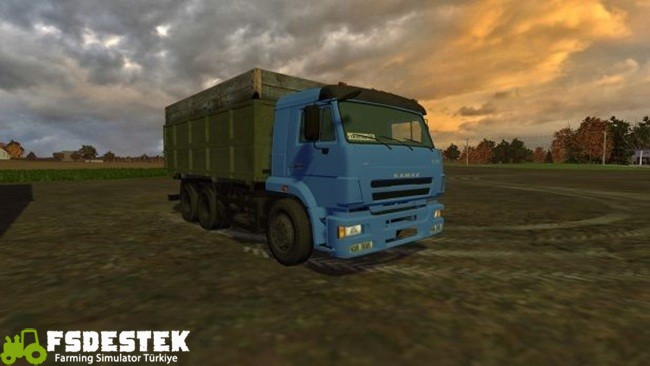 Photo of FS15 – Kamaz 420 Turbo Kamyon Modu V1