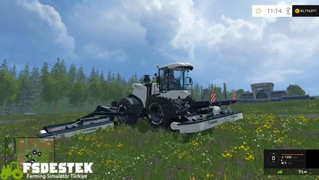 Photo of FS15 – Krone Big M500 V1.1