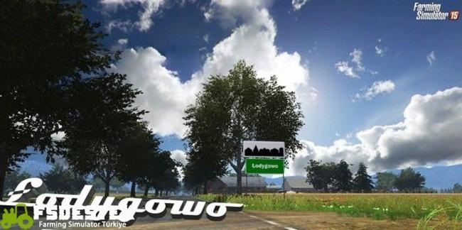 Photo of FS15 – Lodygowo Harita Yaması V1