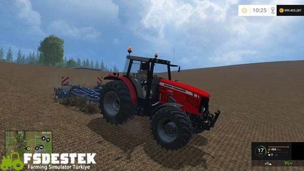 Photo of FS15 – Massey Ferguson 6480 Traktör Yaması V1