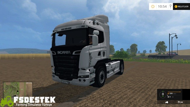 Photo of FS15 – Scania R440 Kamyon Modu V1.5