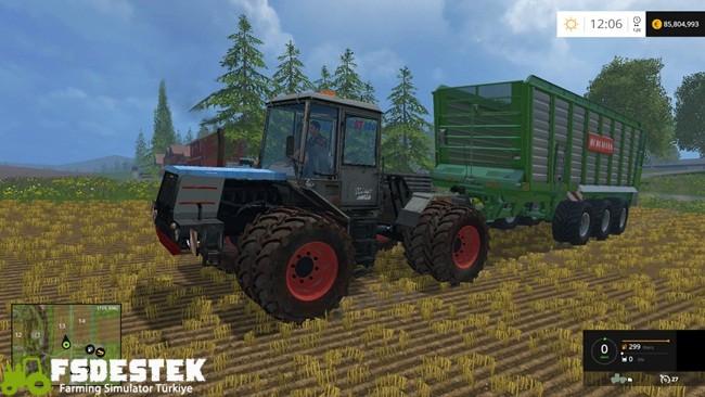 Photo of FS15 – Skoda ST 180 Traktör Yaması V2