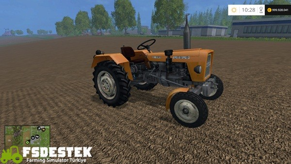 Photo of FS15 – Ursus 330 Traktör Yaması