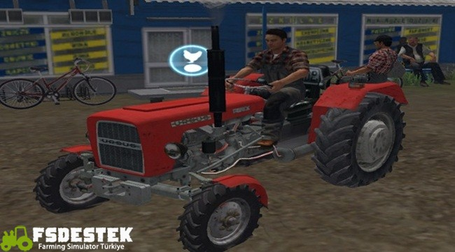 Photo of FS15 – Ursus C330 Traktör Yaması