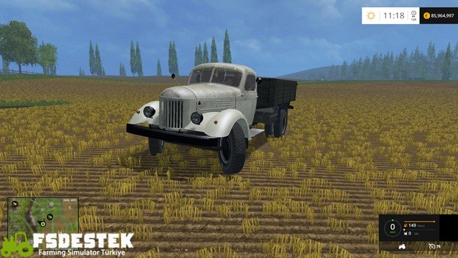 Photo of FS15 – Zil 164 Kamyon Modu V1.1