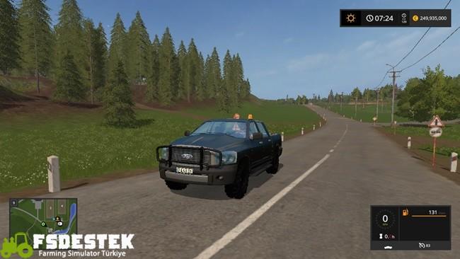 Photo of FS17 – Ford Pickup Yaması V1.2