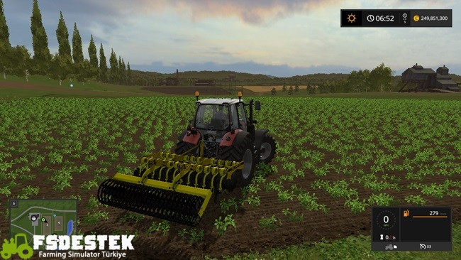 Photo of FS17 – Agrisem Disc Kültivatör Yaması