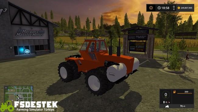 Photo of FS17 – Allis Chalmers 8550 Traktör