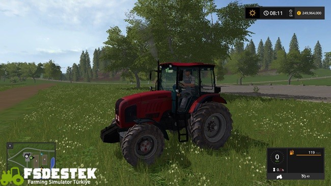 Photo of FS17 – Belarus 2022.3 Traktör Yaması