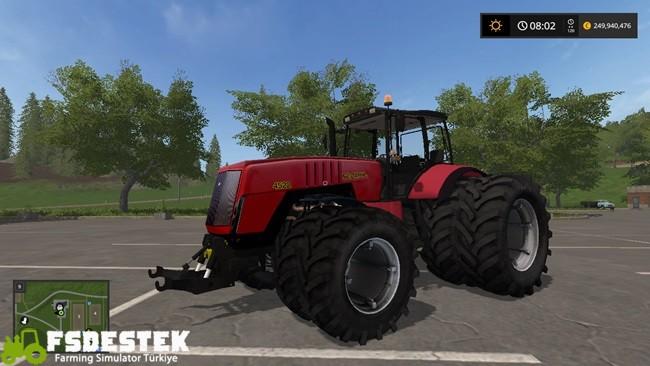 Photo of FS17 – Belarus 4522 Traktör V1