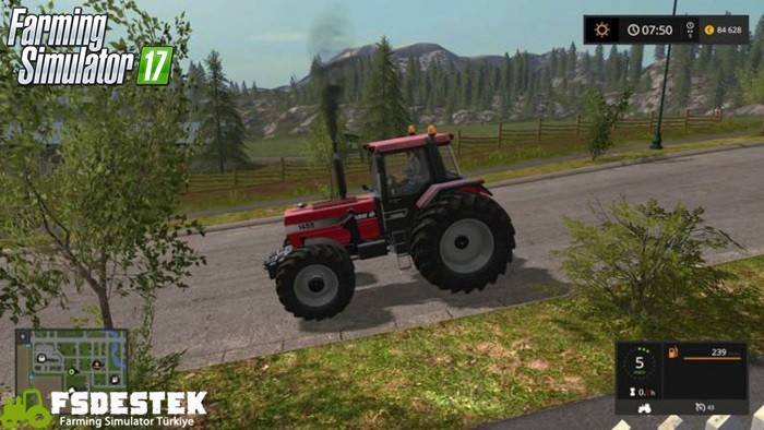 Photo of FS17 – Case IH 1455 Traktör V1