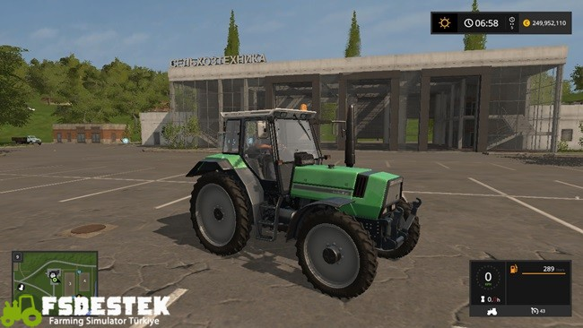 Photo of FS17 – Deutz Agrostar 661 Traktör Yaması V1