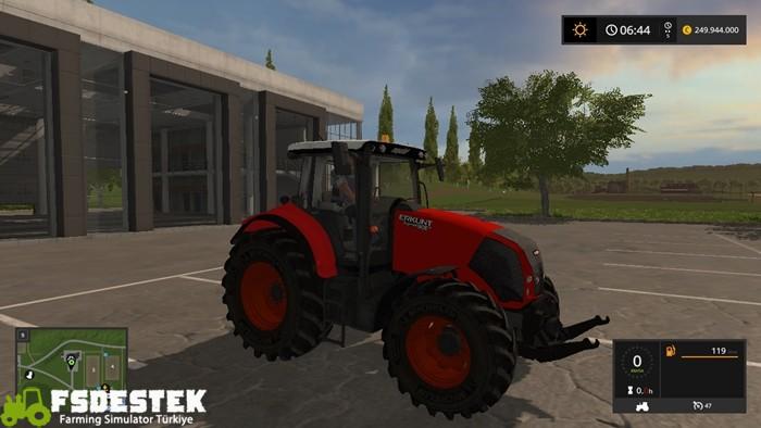 Photo of FS17 – Erkunt Kıymet 90e Türk Traktörü (FSDESTEK) V1.0