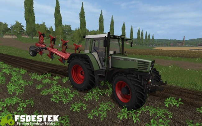 Photo of FS17 – Fendt Favorit 515 Traktör Yaması V1