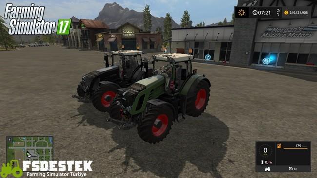 Photo of FS17 – Fendt Vario 936 Traktör Paketi V1