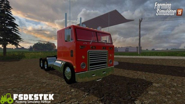 Photo of FS15 – Ford 9000 1970 Model