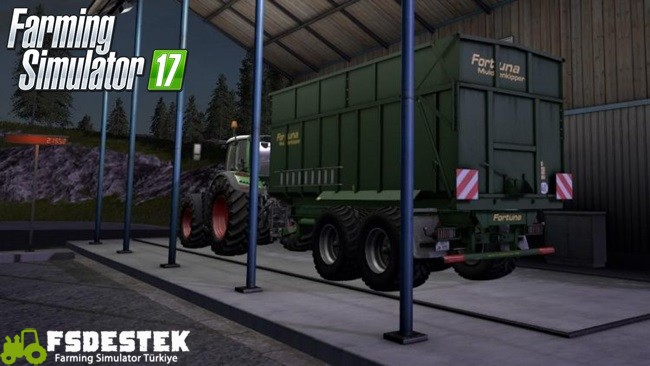 Photo of FS17 – Fortuna FTM 200-6 Römork