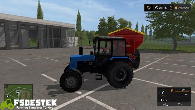 Photo of FS17 – Belarus MTZ 1021 Traktör Yaması V1