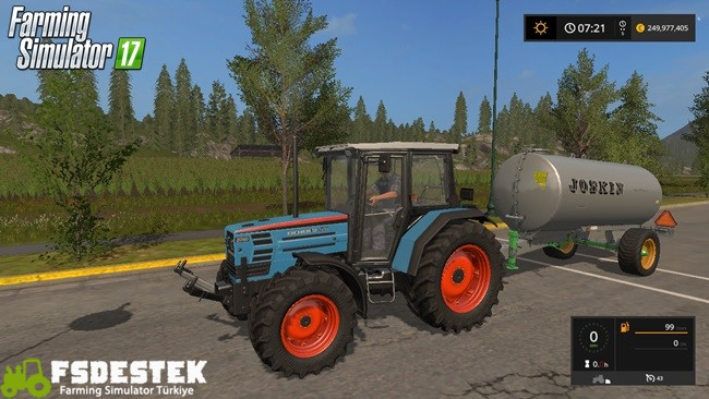 Photo of FS17 – Eicher 2090T – 2100T Traktör Yaması V1