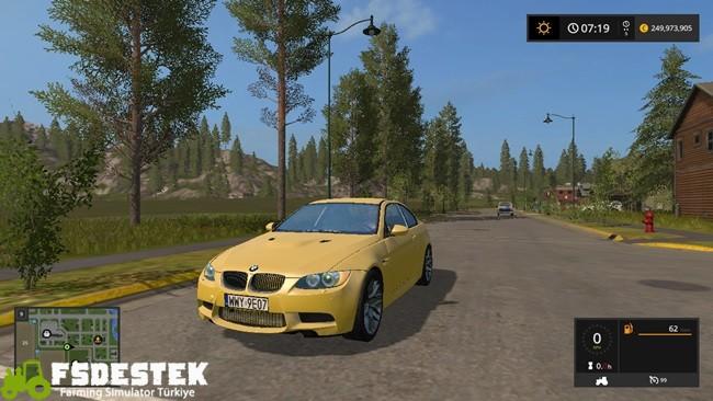 Photo of FS17 – BMW M3 E92 V1