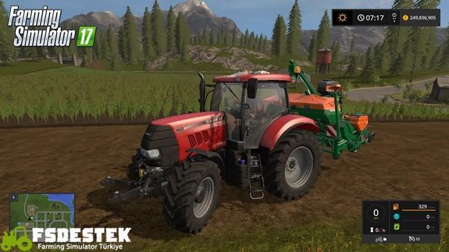Photo of FS17 – Case IH Puma 160 CVX Traktör V1