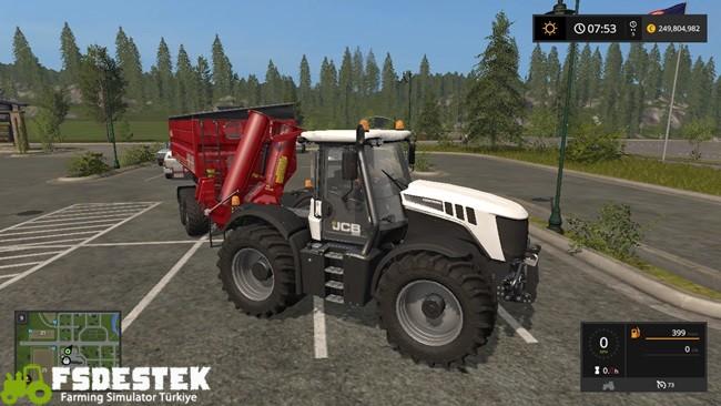 Photo of FS17 -JCB Fastrac 3200 XTRA Traktör Yaması