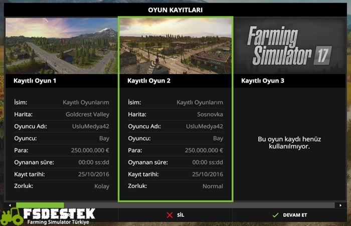 Photo of Farming Simulator 17 Para Hilesi (Savegame Dosyası)
