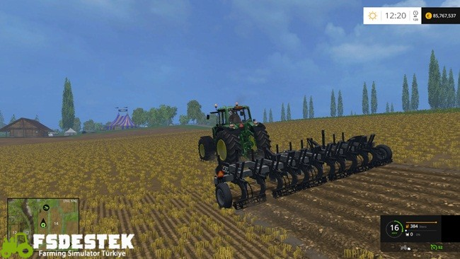 Photo of FS15 – GTS Terrus 11 Hastes Pulluk Yaması