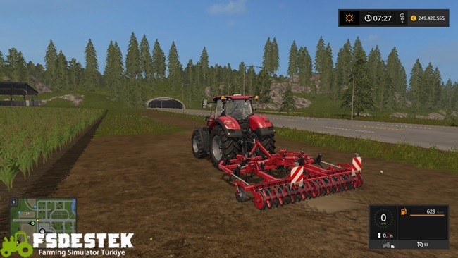 Photo of FS17 – Horsch Terrano 4 FX Pulluk V1