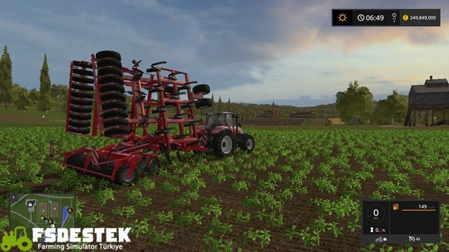 Photo of FS17 – Horsch Tiger 10LT Pulluk