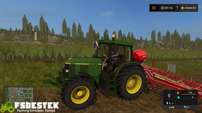 Photo of FS17 – John Deere 6810 Traktör Yaması