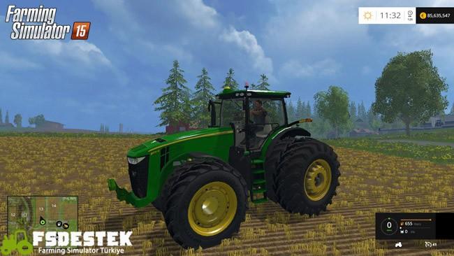 Photo of FS15 – John Deere 8370R Amerikan Traktör Yaması V4