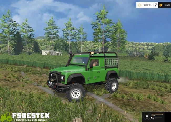 Photo of FS15 – Land Rover V3