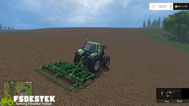 Photo of FS15 – Laumetris KLL 4 Kultivatör Yaması V1